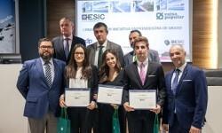 Entrega de Premio y Diplomas