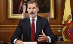 Felipe VI acusa a la Generalitat de vulnerar las leyes y de 'deslealtad inadmisible'.