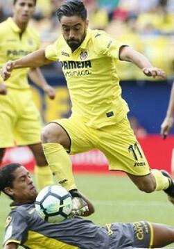 Gran victoria del Villarreal.