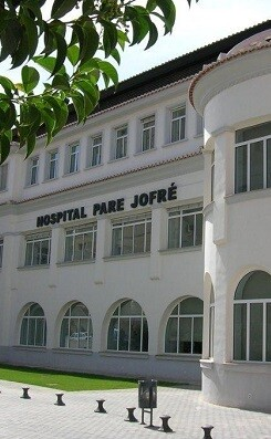 Hospital Padre Jofre.