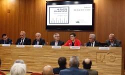 La Diputació asume el reto de hacer de la pilota el referente del deporte valenciano y asegurar su futuro.