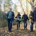 La Diputación promueve la gestión forestal sostenible y la prevención de incendios en ocho localidades de la Ribera Alta.