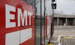 La EMT refuerza su servicio para la celebración de Todos los Santos.