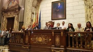 La #LaTelefonada a las Falleras Mayores de Valencia 2018 (21)