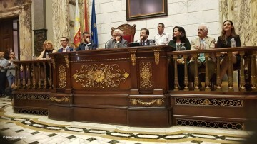 La #LaTelefonada a las Falleras Mayores de Valencia 2018 (30)