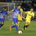 La SD Ponferradina sorprende al Villarreal y se impone por la mínima (1-0).