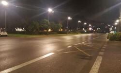 Las avenidas del Puerto y Corts Valencianes y el paseo de la Alameda ya tienen iluminación eficiente.