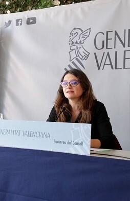 Mónica Oltra.