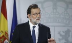 Mariano Rajoy cesará a Puigdemont y a todo el Govern y convocará elecciones en un plazo de seis meses.