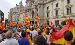 Miles de personas se manifiestan por la unidad de España en Valencia 20170930_120731 (5)