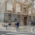 Movilidad Sostenible protege el Palacio del Marqués de Dos Aguas.