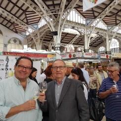 Nuevo éxito de vins al Mercat