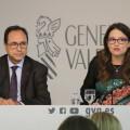 Oltra destaca que el Consell invertirá 34,99 millones de euros al día para políticas sociales en 2018