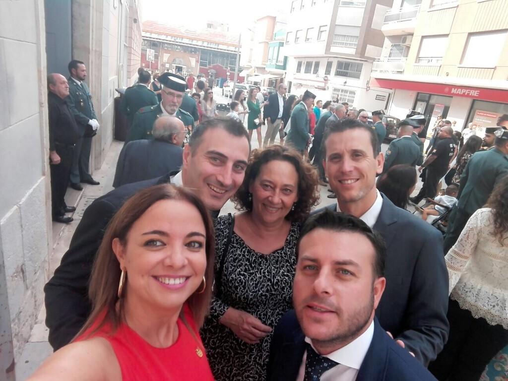 PP y Ciudadanos Burriana festividad del Pilar