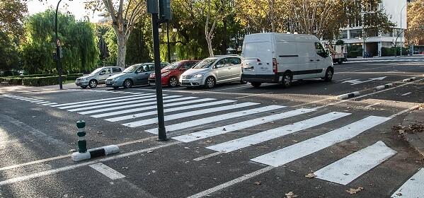 Paso de peatones.