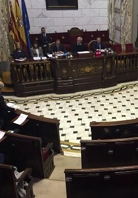 Pleno del Ayuntamiento. (Pleno municipal).