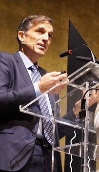Ponencia de Francisco Bartual durante el I Congreso de RSE OKKO.