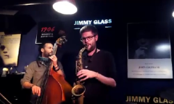 Presentación del disco en directo de Víctor Jiménez en el Jimmy Glass.