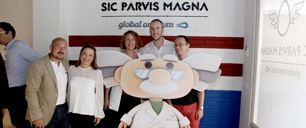 Presentacion Sic Parvis Magna.