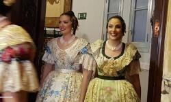 Proclamación de las falleras mayores de Valencia 2018 Rocío Gil y Daniela Gómez (106)