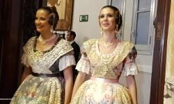 Proclamación de las falleras mayores de Valencia 2018 Rocío Gil y Daniela Gómez (108)