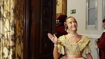 Proclamación de las falleras mayores de Valencia 2018 Rocío Gil y Daniela Gómez (119)