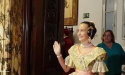 Proclamación de las falleras mayores de Valencia 2018 Rocío Gil y Daniela Gómez (121)