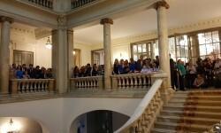 Proclamación de las falleras mayores de Valencia 2018 Rocío Gil y Daniela Gómez (15)