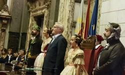 Proclamación de las falleras mayores de Valencia 2018 Rocío Gil y Daniela Gómez (158)