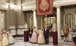 Proclamación de las falleras mayores de Valencia 2018 Rocío Gil y Daniela Gómez (183)