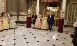 Proclamación de las falleras mayores de Valencia 2018 Rocío Gil y Daniela Gómez (195)