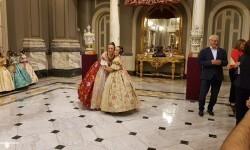 Proclamación de las falleras mayores de Valencia 2018 Rocío Gil y Daniela Gómez (209)