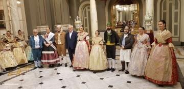 Proclamación de las falleras mayores de Valencia 2018 Rocío Gil y Daniela Gómez (219)