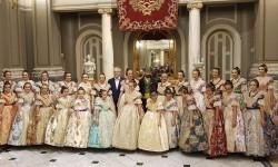 Proclamación de las falleras mayores de Valencia 2018 Rocío Gil y Daniela Gómez (254)
