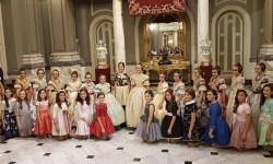 Proclamación de las falleras mayores de Valencia 2018 Rocío Gil y Daniela Gómez (287)
