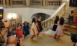 Proclamación de las falleras mayores de Valencia 2018 Rocío Gil y Daniela Gómez (30)