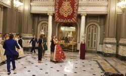 Proclamación de las falleras mayores de Valencia 2018 Rocío Gil y Daniela Gómez (351)