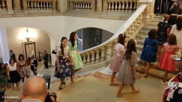Proclamación de las falleras mayores de Valencia 2018 Rocío Gil y Daniela Gómez (36)