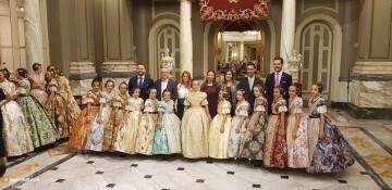Proclamación de las falleras mayores de Valencia 2018 Rocío Gil y Daniela Gómez (385)