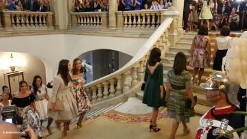 Proclamación de las falleras mayores de Valencia 2018 Rocío Gil y Daniela Gómez (48)