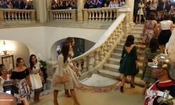 Proclamación de las falleras mayores de Valencia 2018 Rocío Gil y Daniela Gómez (50)