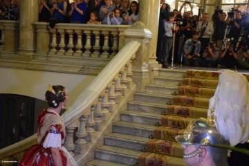 Proclamación de las falleras mayores de Valencia 2018 Rocío Gil y Daniela Gómez (521)