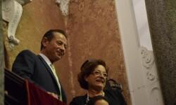 Proclamación de las falleras mayores de Valencia 2018 Rocío Gil y Daniela Gómez (536)