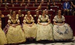 Proclamación de las falleras mayores de Valencia 2018 Rocío Gil y Daniela Gómez (548)
