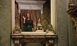 Proclamación de las falleras mayores de Valencia 2018 Rocío Gil y Daniela Gómez (554)