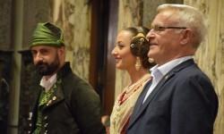 Proclamación de las falleras mayores de Valencia 2018 Rocío Gil y Daniela Gómez (590)