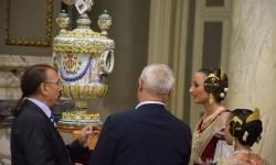 Proclamación de las falleras mayores de Valencia 2018 Rocío Gil y Daniela Gómez (641)