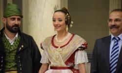 Proclamación de las falleras mayores de Valencia 2018 Rocío Gil y Daniela Gómez (665)