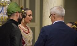 Proclamación de las falleras mayores de Valencia 2018 Rocío Gil y Daniela Gómez (703)