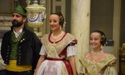 Proclamación de las falleras mayores de Valencia 2018 Rocío Gil y Daniela Gómez (708)